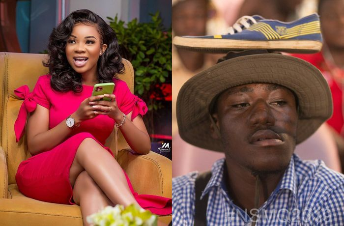 """Do You Think It's """"National Wig and Makeup Quiz""""? - Fan Replies Serwaa Amihere After Expressing Shock At Questions Being Asked At The 2020 NSMQ"""