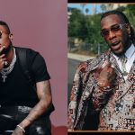 VIDEO: Something Big About To Drop As Burna Boy And Wizkid Spotted In A Recording Studio In London