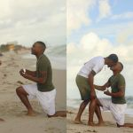 PHOTOS: Gay Man Passionately Kisses His Partner After He Said YES To His Marriage Proposal