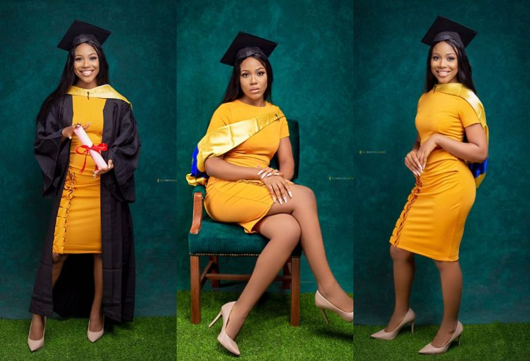 Pretty Nigerian Lady With 2 Degrees Cries Out Over Unemployment 3 Months After Graduating