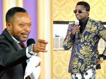 VIDEO: Prophet Opambour Reveals Rev Owusu Bempah's Buttocks Are Rotten As A Result Of Excessive Bleaching