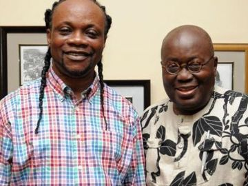 VIDEO: Daddy Lumba Has Dropped A Campaign Song President Akufo-Addo Ahead Of December Polls
