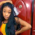 One F-k Boy Has Probably Removed Efia Odo's Lingerie And Dumped Her