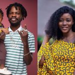 PHOTOS: Fameye And His Baby Mama Celebrate Their Handsome Son On Instagram As He Turns A Year Old