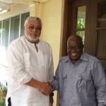 """""""Ghana Is Poorer For This Loss"""" - President Akufo-Addo On Rawlings' Death"""