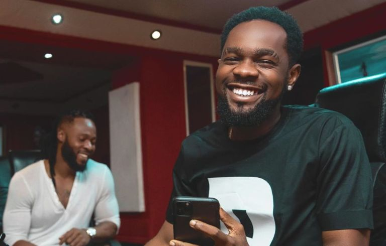 Patoranking Says If It Was About Hard work, Street Hawkers Would've Been On Forbes List