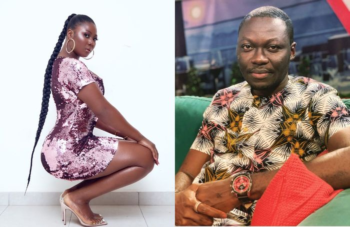 Arnold Asamoah-Baidoo Says It's Unfair To Call Salma Mumin A Prostitute