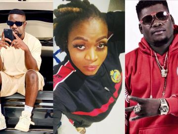 """VIDEO: Ayisha Modi Claims Sarkodie Hasn't Given Castro's Mom A Dime From All The Money They Made From """"Adonai"""" Song"""