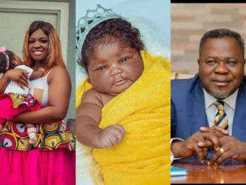 AUDIOS: Dr Kwaku Oteng Alleged To Be Biological Father Of Tracey Boakye's Daughter