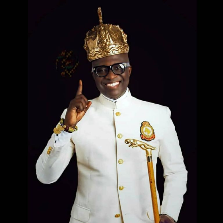 KKD Says Africans With English Names Are Still Under Slavery