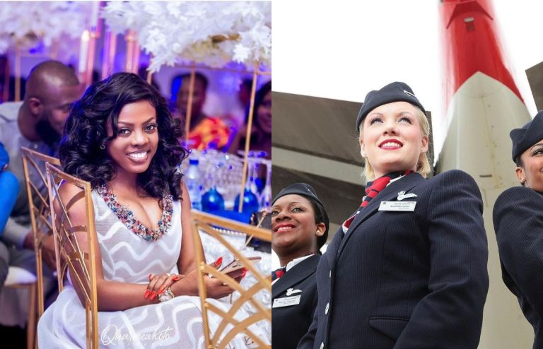 Nana Aba Anamoah Calls Out British Airways Over Poor Service And A Whole Lot