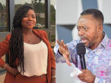 VIDEO: Rev Owusu Bempah Says Afia Pokuaa Looks Like A Man For Tagging Him As Fake Prophet