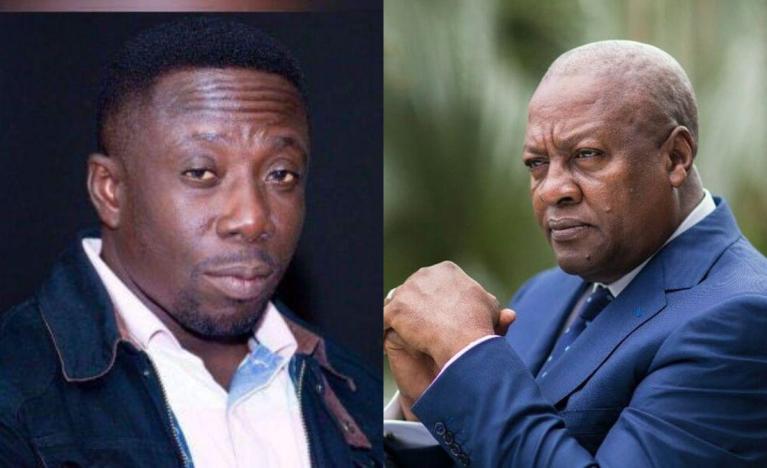 Mr Beautiful Says John Mahama Will Soon Be Sworn In As President Of Ghana