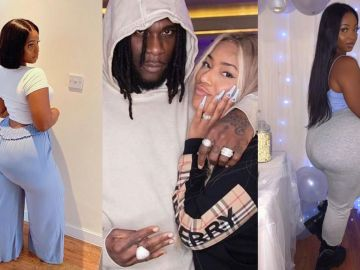 VIDEO: Burna Boy's Alleged Side-chick, Jopear, Exposes Him For Cheating