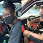 VIDEOS: Mr Eazi Buys For Himself A Brand New Range Rover SUV For Christmas Gift