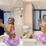 PHOTOS: Efia Odo Brags That No Man Can Afford Her After Buying iPhone 12 Pro