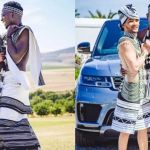 PHOTOS: South African Gay Couple Ties The Knot In Colourful Traditional Ceremony