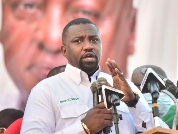 Defeated NDC Candidate, John Dumelo, Says He's Coming Back Stronger In 2024