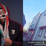 VIDEO: Medikal Has Bought Another Plush House A Few Days After Blessing Himself With A Range Rover Autobiography