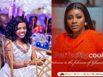 Nana Aba Anamoah Has Congratulated Cookie Tee For Ditching Pornhub Annex, GhOne TV, For TV3