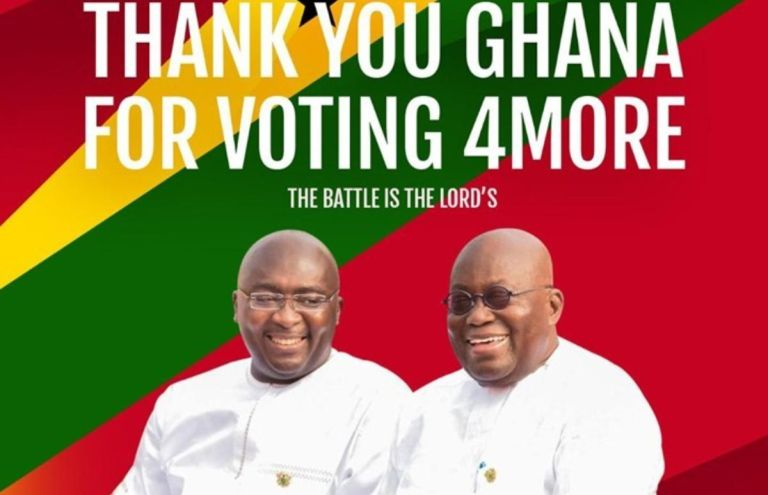 2020 Election: Sarkodie And Other Ghanaian Celebrities Congratulate President-elect, Nana Akufo-Addo