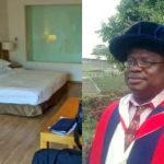 PHOTOS: Academic Board Reportedly Suspends A Polytechnic Rector For Fixing A King-sized Bed In His Office