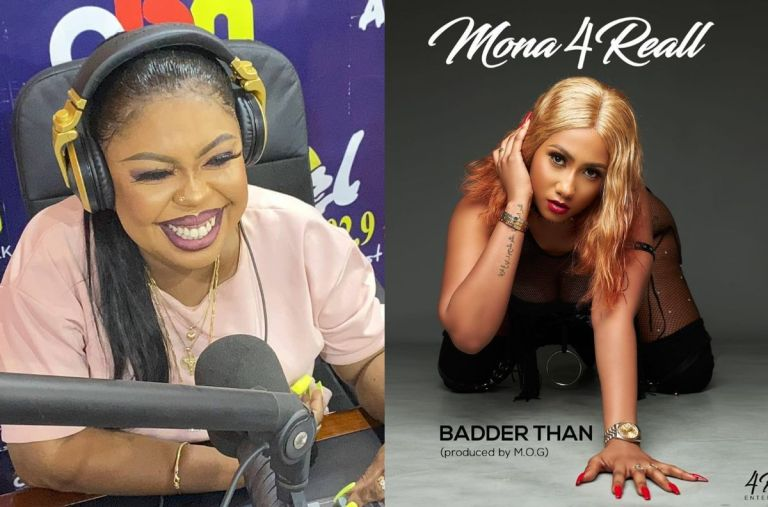"VIDEO: Afia Schwar Trolls Hajia4Reall For 'Stealing' Beyonce's Concepts To Make Her ""Badder Than"" Video"