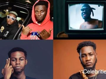 """Showboy Releases A New Song Dubbed """"Nyame Dada"""" With Kojo Phino, AMG Armani, Kweku Flick And Ypee"""