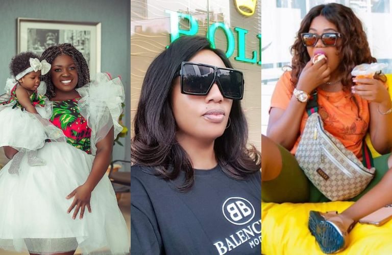 Diamond Appiah Trolls Mzbel And Tracey Boakye - Calls Them 'Hungry Rejected Side chicks'
