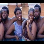 PHOTOS: Young Man, After Preaching About Heaven And Hell, Is Later Seen Having Fun With Two Beautiful Girls In A Swimming Pool