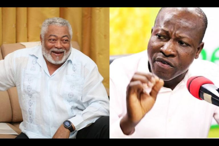CPP's Kabila Says Former President Jerry John Rawlings Can't Be Considered As A Good Leader