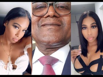 Another Side-chick Of Dangote Pops Up And Posts A Video Of Him With His Butts Showing