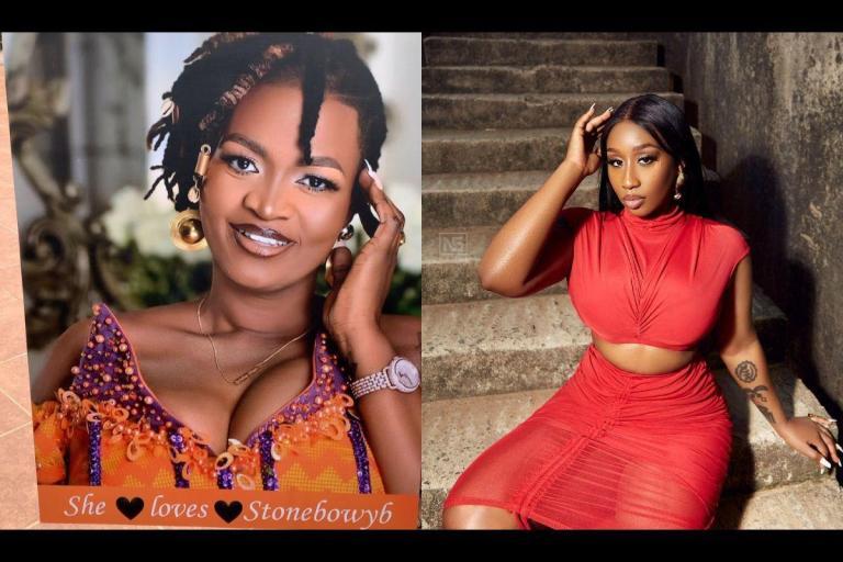 Stonebwoy's Loyal Fan, Ayisha Modi, Announced As New Manageress For Kenyan Singer, Victoria Kimani