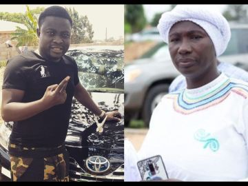 VIDEO: Angry Brother Sammy Reminds Cecilia Marfo Of How Her Driver And Pastors Slept With Her