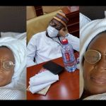 PHOTOS: While NPP MPs Were Dozing Off At 4 AM In Parliament, NDC MP, Comfort Doyoe Cudjoe, Was Fully Relaxed In Her Bed
