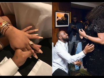 Countdown To #Assurance2021: Davido Has 361 Days To Marry Chioma As He Promised In 2019 And 2020