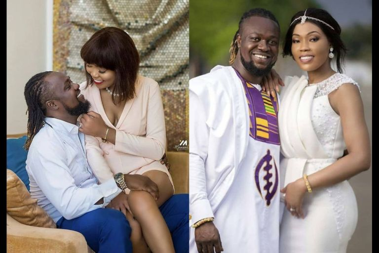 Tears Flow As A Love-Dovey Video Of Actor Eddie Nartey And His Late Wife Drops