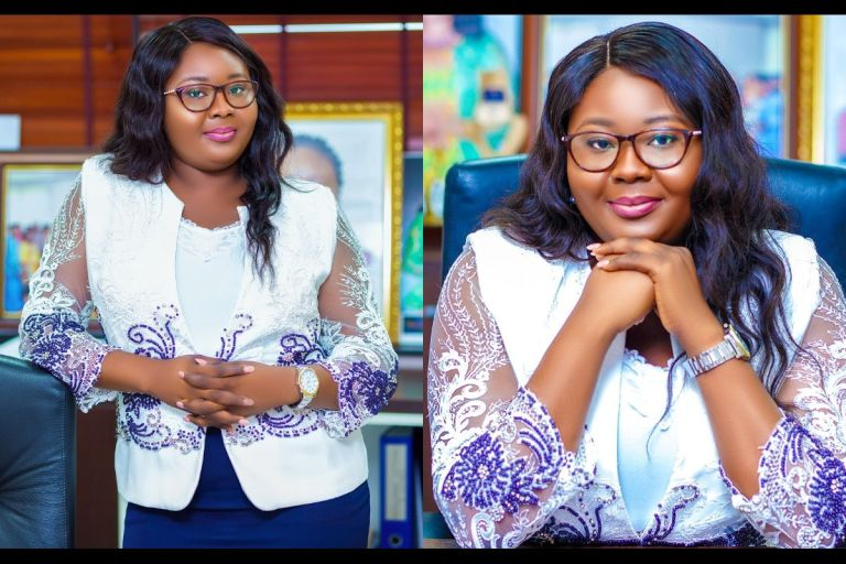 VIDEO: MP For Kwabre East, Francisca Oteng Mensah, Says She's Single And Needs A God-fearing Man