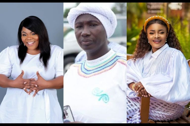 VIDEO: Celestine Donkor And Ohemaa Mercy Condemn Cecilia Marfo For 'Disgracing' Joyce Blessing In Public