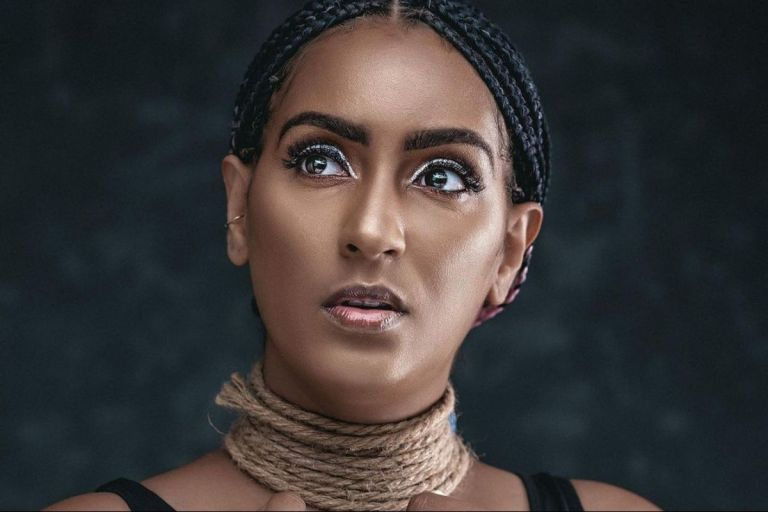"""""""You Are Either Working At Your Freedom Or You Are Accepting Your Bondage"""" - Juliet Ibrahim Says As She Stuns In New Photos"""