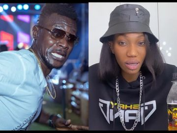 VIDEO: Keche Joshua Mocks Wendy Shay And Claims That She's Going Through Psychological Trauma