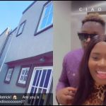 VIDEO: Medikal And Her Wife, Fella Makafui, Visit Site To Inspect Their Yet-to-be-completed Mansion