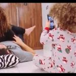 Nadia Buari Finally Posts A Video Showing Her Handsome Husband's Face But It Never Made News