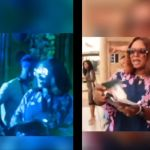 VIDEO: Drama As Nigerian Woman Storms Husband's Secret Wedding To Another Woman