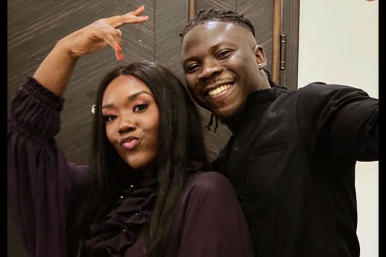 Stonebwoy Celebrates His Wife, Dr Louisa, On Her Birthday