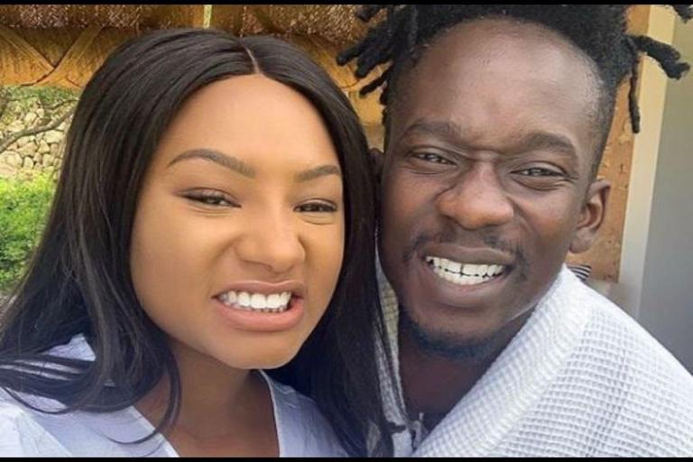 VIDEO: Mr Eazi's Rich Girlfriend, Temi Otedola, Celebrates 4 Years Of Relationship With Him