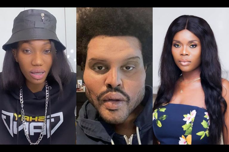 VIDEO: Wendy Shay aka The Weeknd Reveals Why She Unfollowed Everyone On Instagram Including Delay And Bullet