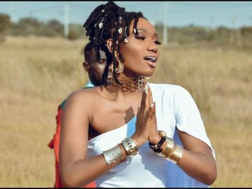 """Google Removes Wendy Shay's """"Pray For World"""" Song From YouTube Over Copyright Issues"""