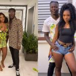 PHOTOS: Wisa Greid Set To Wed A Ghanaian Canada-based Woman And We're Wondering How She's Going To Cope With His Small 'D'
