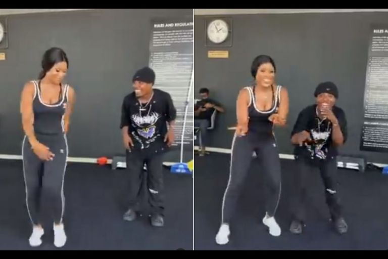 VIDEO: Berla Mundi Surprises Her Fans With Serious Dance Moves
